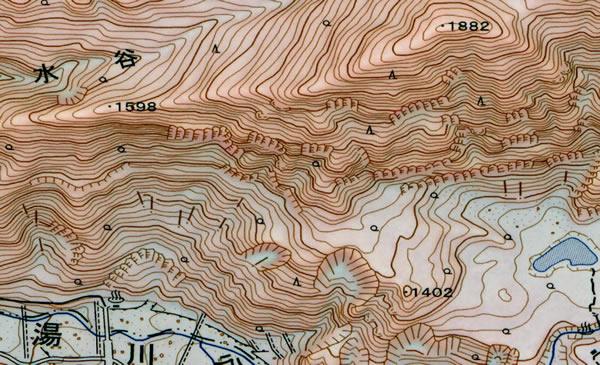 【マップショップ株式会社】見やすく、美しく、わかりやすい山岳立体地図画像、スカイビュースケープ「山っぷ」のダウンロード販売を「MAPSHOP」にて開始!
